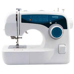 Brother XL 2600I Sewing machine side view