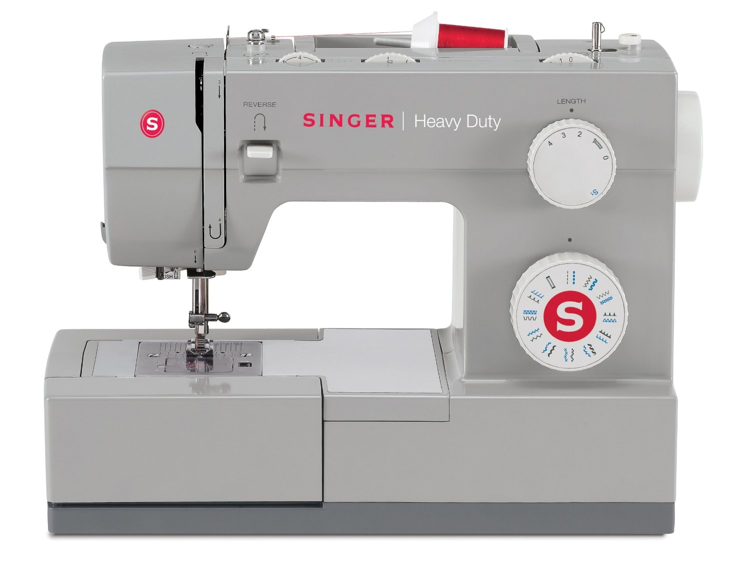 SINGER 4423 Heavy Duty Review