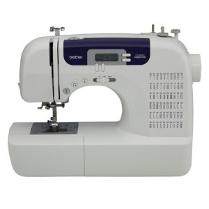 Brother Sewing Machine side view