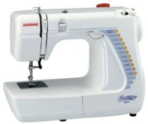 Janome 1017 Sewing Machine Review Pros Cons And Features