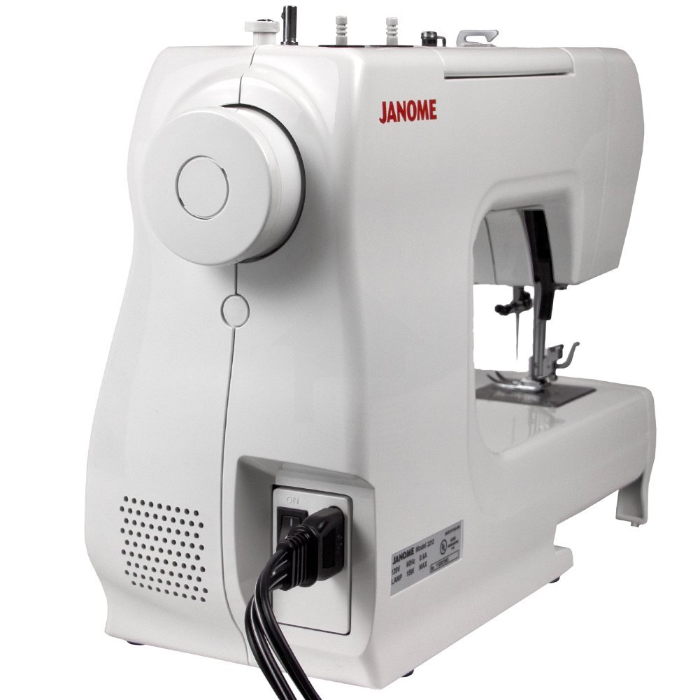 Janome 2212 Sewing Machine Review Doyousew