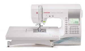 SINGER Quantum Stylist 9960 Computerized Portable Sewing Machine