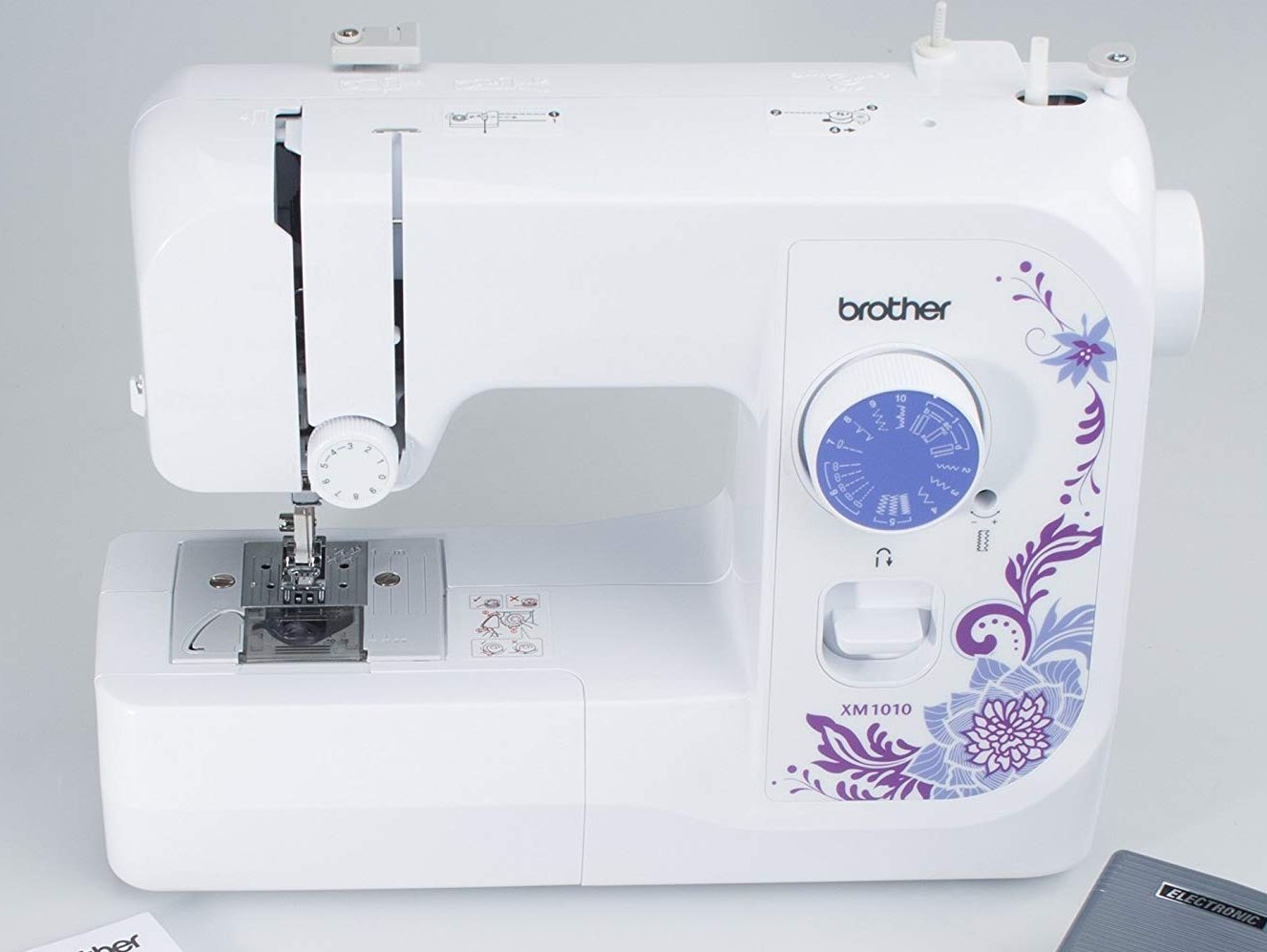 Brother Sewing Machine Front Side