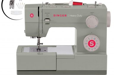 singer 4452 heavy duty side view