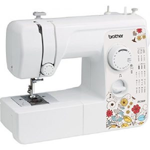 Brother Jx2517 sewing machine side view