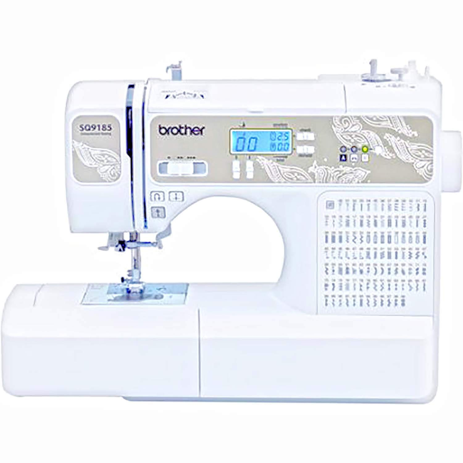 Brother Sewing Refurbished Computerized Quilting SQ9185 Machine