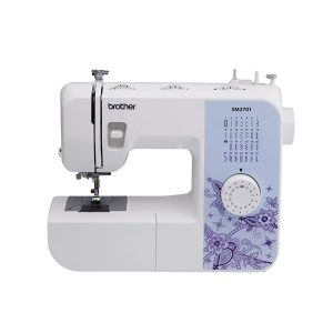 brother xm2701 sewing machine side view