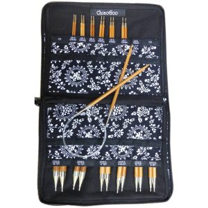 ChiaoGoo 2500-C Spin Interchangeable Knitting Needle Set