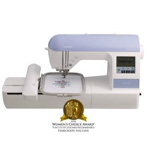 Brother hat embroidery machine PE770