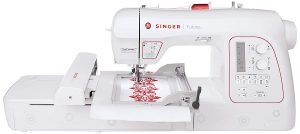 Futura XL-580 Embroidery and Sewing Machine