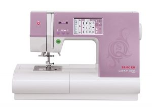 Quantum Stylist 9985 Computerized Portable Sewing Machine